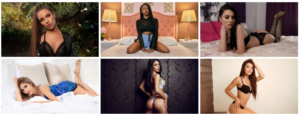 female webcam models
